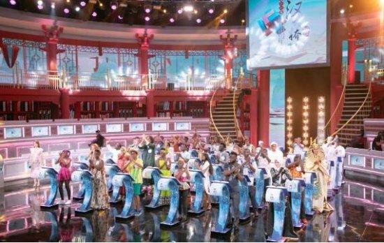 """《第十八届""""汉语桥""""世界大学生中文比赛》"""