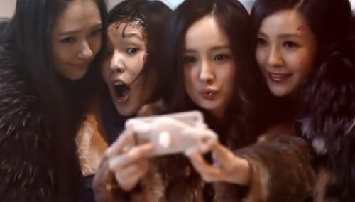 《小时代4:灵魂尽头》片尾曲《岁月缝花》MV